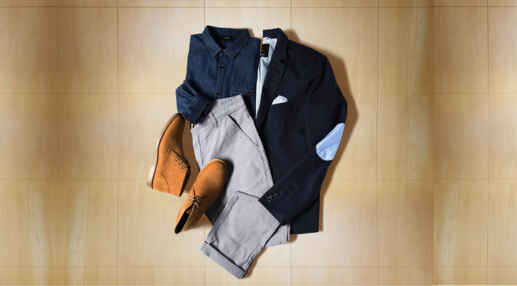 STYLE ADVICE: BUSINESS CASUAL